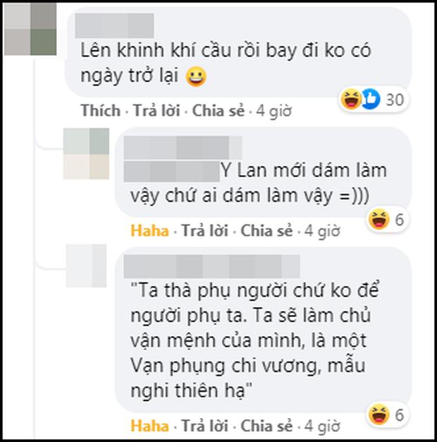 Fan Việt thi nhau viết 101 cái kết mới cho Như Ý Truyện: Như Ý bay lên cung trăng, Càn Long đóng đam mỹ luôn cho máu? - Ảnh 3.