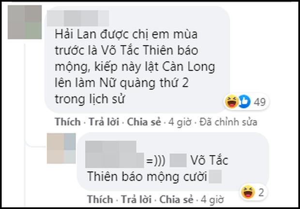 Fan Việt thi nhau viết 101 cái kết mới cho Như Ý Truyện: Như Ý bay lên cung trăng, Càn Long đóng đam mỹ luôn cho máu? - Ảnh 12.