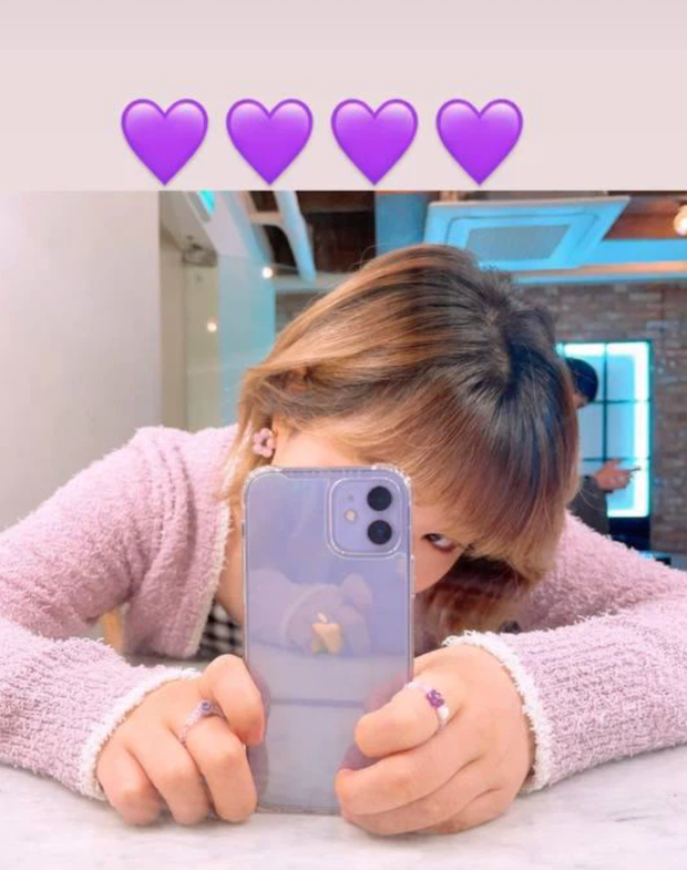 Taeyeon (SNSD), IU, Nayeon (TWICE) đều mê mẩn chiếc iPhone này, hot cỡ nào mà các chị đại đều muốn sở hữu? - Ảnh 8.