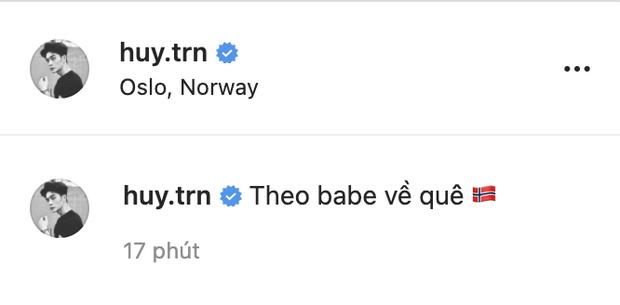 HOT: Tình trẻ kém 11 tuổi theo Ngô Thanh Vân về tận Na Uy, ra mắt kiểu này hay là sắp cưới? - Ảnh 2.