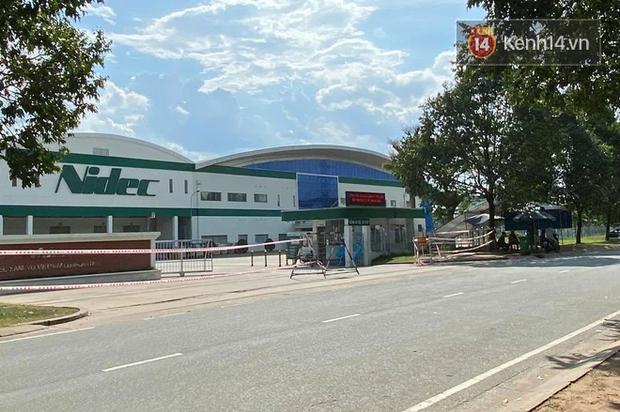 TP.HCM: Công ty Nidec Sankyo ở Khu công nghệ cao bị tạm ngưng hoạt động sau 119 ca mắc Covid-19, hàng trăm F1 đi cách ly trong đêm - Ảnh 1.