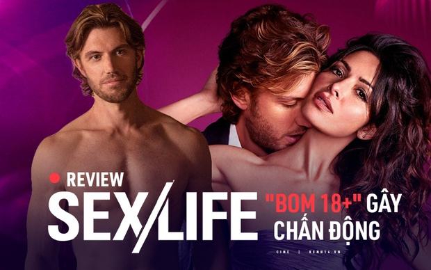 Phát khiếp với Sex/Life: Ám ảnh tình dục tới cổ xúy ngoại tình, biến phụ nữ thành kẻ cuồng dâm - Ảnh 1.