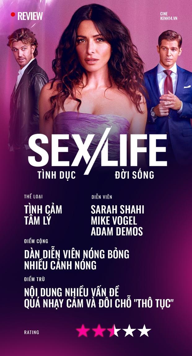 Phát khiếp với Sex/Life: Ám ảnh tình dục tới cổ xúy ngoại tình, biến phụ nữ thành kẻ cuồng dâm - Ảnh 17.