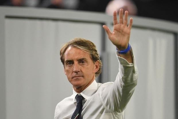 HLV Mancini: Ý xứng đáng thắng Bỉ, chúng tôi chi phối họ trong gần như cả trận đấu - Ảnh 1.