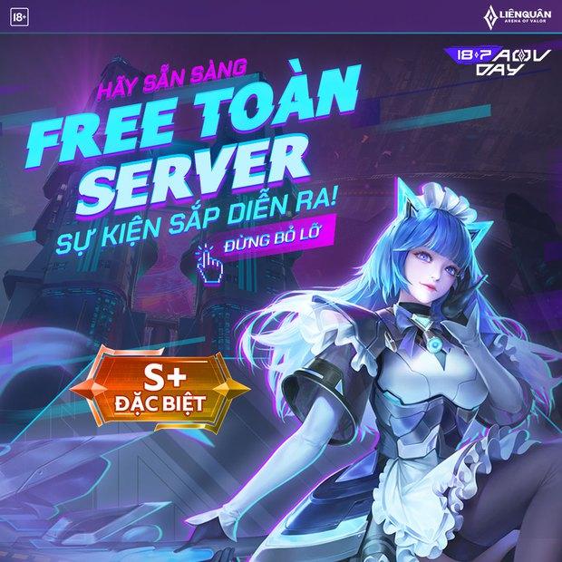 HOT: Game thủ nhận FREE 2 skin bậc S+ miễn phí từ sự kiện mới nhất của Liên Quân Mobile! - Ảnh 1.