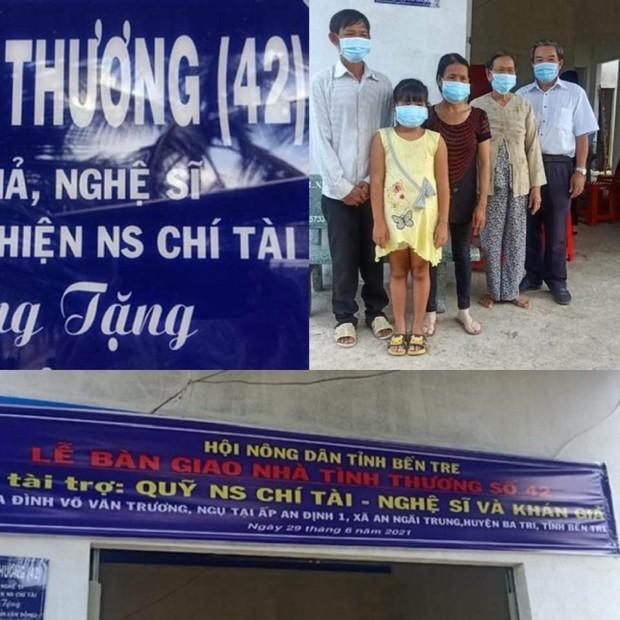 Hoá ra giữa lùm xùm, NS Hoài Linh vẫn âm thầm làm việc này, vợ cố NS Chí Tài vừa công khai hàng loạt hình ảnh rõ ràng - Ảnh 3.
