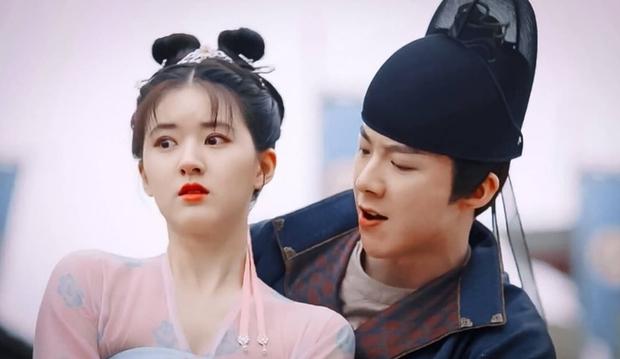TOP 7 cặp đôi phim Trung hot nhất nửa đầu 2021: Triệu Lệ Dĩnh - Triệu Lộ Tư đọ nhau cực gắt nhưng vẫn vụt mất hạng 1 - Ảnh 2.