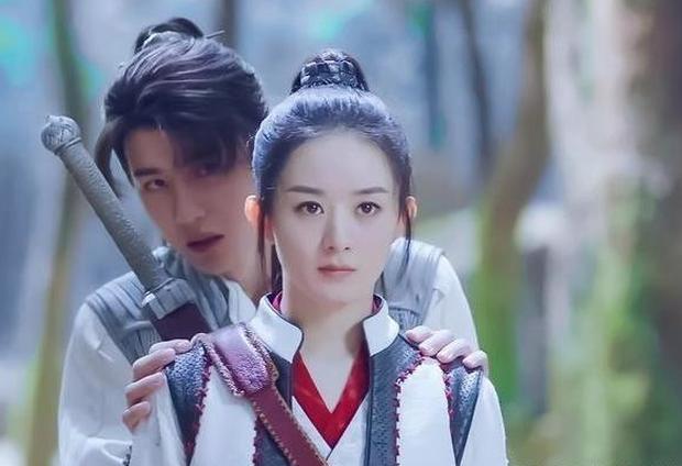 TOP 7 cặp đôi phim Trung hot nhất nửa đầu 2021: Triệu Lệ Dĩnh - Triệu Lộ Tư đọ nhau cực gắt nhưng vẫn vụt mất hạng 1 - Ảnh 1.
