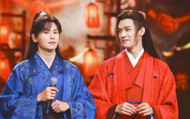 TOP 7 cặp đôi phim Trung hot nhất nửa đầu 2021: Triệu Lệ Dĩnh - Triệu Lộ Tư đọ nhau cực gắt nhưng vẫn vụt mất hạng 1 - Ảnh 4.