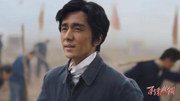 Chán giả gái, Trương Tân Thành phá nát visual cực tàn tạ, bị fan nhận lầm là Thành Long bản nhí? - Ảnh 2.