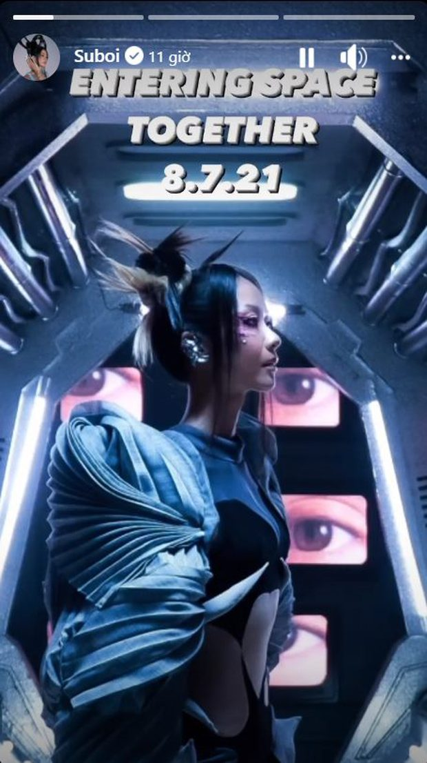 Suboi nhá hàng dự án mới hợp tác cùng nghệ sĩ quốc tế, fan gọi tên Lisa (BLACKPINK), nhưng sẽ là MV về game? - Ảnh 2.