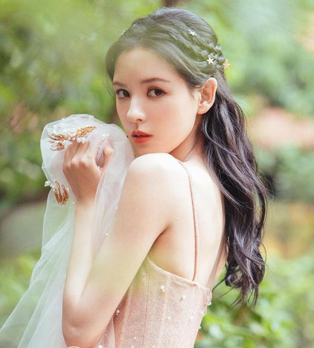 Tình cũ của thiếu gia giàu nhất Trung Quốc bị tố sửa cả mặt, từ nhan sắc bình thường tới nữ thần visual đẳng cấp xứ Trung - Ảnh 3.