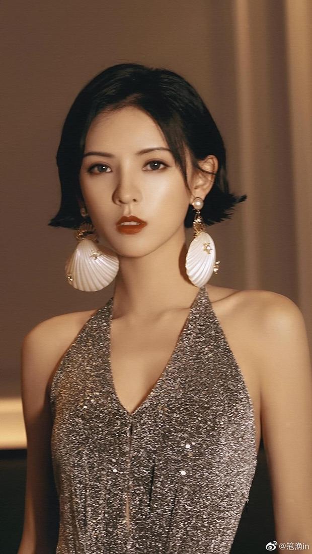 Tình cũ của thiếu gia giàu nhất Trung Quốc bị tố sửa cả mặt, từ nhan sắc bình thường tới nữ thần visual đẳng cấp xứ Trung - Ảnh 4.