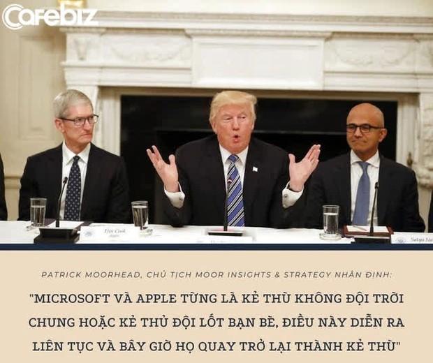 Kho báu App Store trị giá trên 50 tỷ USD bị Windows 11 đe dọa, Tim Cook tức giận, khởi động lại cuộc chiến nghìn tỷ với Microsoft - Ảnh 3.