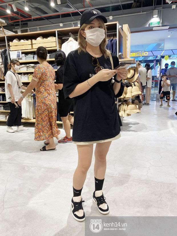 Soi style giới trẻ ngày khai trương MUJI: Hoá ra đây là công thức đơn giản để lên đồ xinh hết nấc, bảo sao netizen 2 miền đều thích! - Ảnh 7.