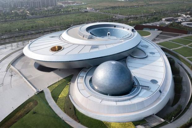 16 viện bảo tàng có thiết kế siêu thực nhất thế giới, chưa cần vào đã thấy tỏa ra chất nghệ - Ảnh 1.