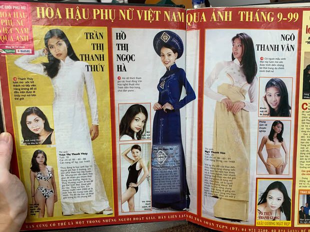 Ảnh Hà Hồ 20 năm trước thời thi Hoa hậu nhưng bị loại trước chung kết, vướng nghi án dao kéo vì khác quá khác bây giờ - Ảnh 3.
