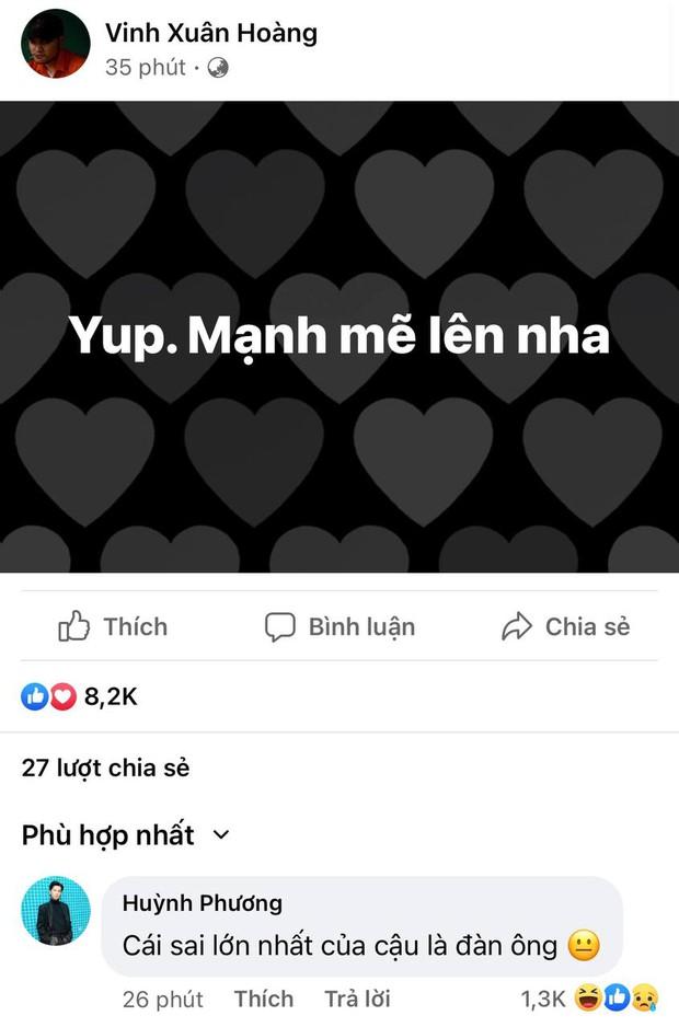 Huỳnh Phương lên tiếng về việc đăng ảnh bênh Vinh Râu, cà khịa Lương Minh Trang vì đăng nhiều story - Ảnh 6.