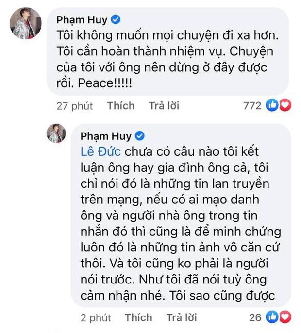 ICD nhắc tên RichChoi trong bản rap diss nhưng bị đáp trả: Cuộc chơi đừng lôi gia đình vào - Ảnh 4.