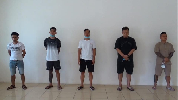 Vụ Dương Minh Tuyền bị bắt ở Ninh Bình: Khởi tố 5 đối tượng - Ảnh 1.