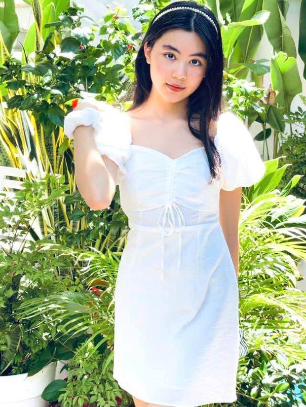 Cô út nhà MC Quyền Linh bùng nổ visual trong loạt ảnh mừng sinh nhật tuổi 13, qua ống kính của mẹ mà đỉnh cỡ này rồi! - Ảnh 5.