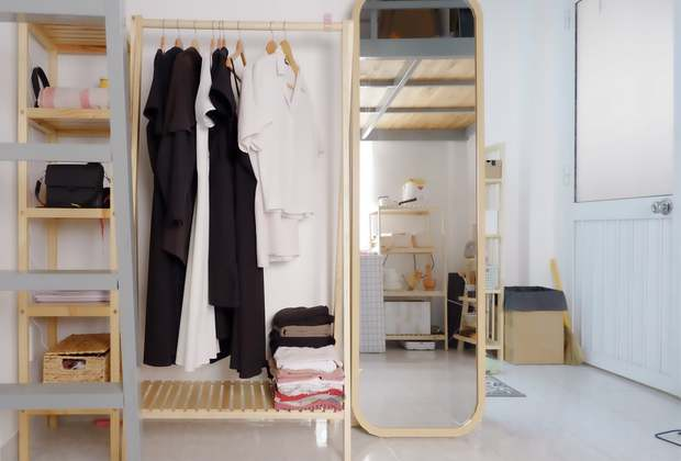 Giảng viên 9X tút lại phòng trọ 18m2 theo style tối giản: Chỉ mua những thứ thật cần thiết, toàn đồ rẻ nhưng nhìn vẫn tinh tế - Ảnh 15.