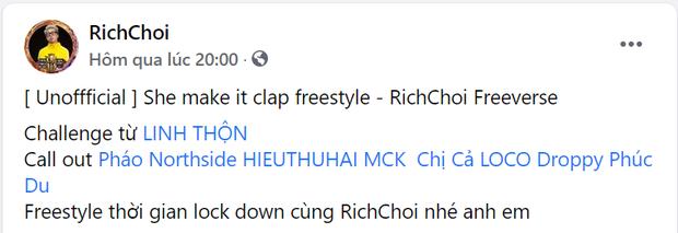 Kèo battle rap ICD - Tage còn chưa kịp nguội, MCK và RichChoi bất ngờ tham chiến, còn rủ rê Karik - JustaTee? - Ảnh 4.