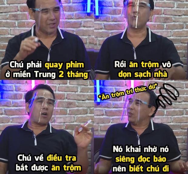 MC Quyền Linh bị trộm dọn sạch nhà vì đạo chích... đọc báo biết đi quay phim 2 tháng! - Ảnh 2.