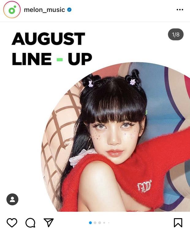 Thêm dấu hiệu cho thấy Lisa (BLACKPINK) debut solo trong tháng 8, chỉ cần tung teaser nữa thôi là fan yên tâm rồi! - Ảnh 1.