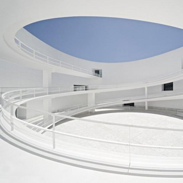 16 viện bảo tàng có thiết kế siêu thực nhất thế giới, chưa cần vào đã thấy tỏa ra chất nghệ - Ảnh 4.