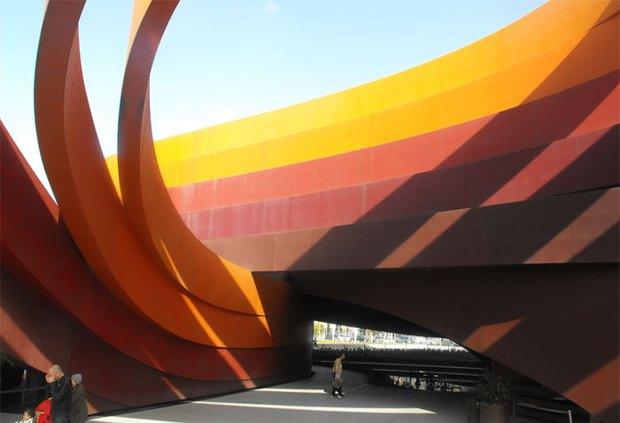 16 viện bảo tàng có thiết kế siêu thực nhất thế giới, chưa cần vào đã thấy tỏa ra chất nghệ - Ảnh 6.