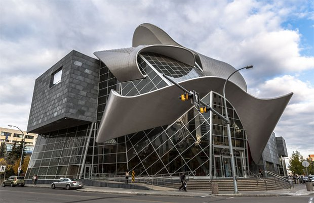 16 viện bảo tàng có thiết kế siêu thực nhất thế giới, chưa cần vào đã thấy tỏa ra chất nghệ - Ảnh 8.