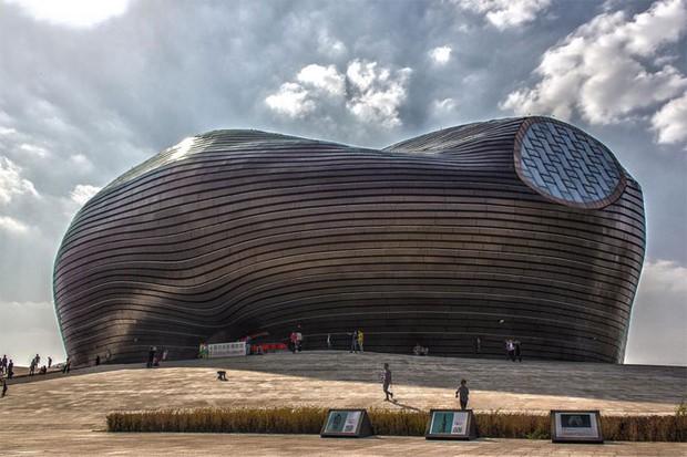 16 viện bảo tàng có thiết kế siêu thực nhất thế giới, chưa cần vào đã thấy tỏa ra chất nghệ - Ảnh 11.