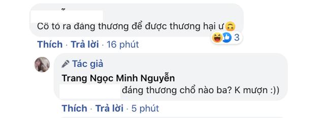 Bị khịa cố tỏ ra đáng thương sau ly hôn, Lương Minh Trang đáp trả: Bạn thích chồng cũ mình không hốt giùm! - Ảnh 4.