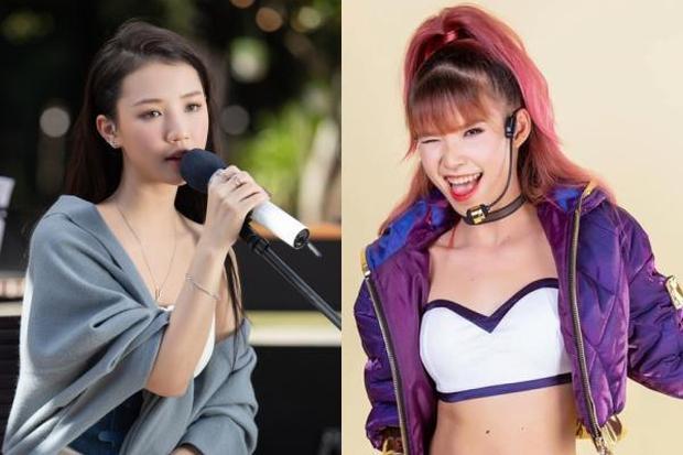 AMEE hát live bị netizen đánh giá như tiếng Thái nhưng lại được nhận xét hay hơn Khởi My? - Ảnh 7.