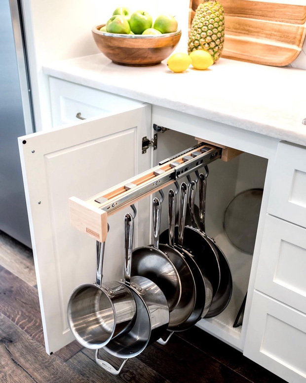 Riêng nhà bếp cũng có 7 quy tắc phong thủy cần nhớ, làm theo để gia đình ấm êm, tài lộc kéo đến  - Ảnh 7.