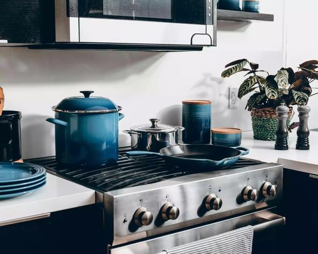 Riêng nhà bếp cũng có 7 quy tắc phong thủy cần nhớ, làm theo để gia đình ấm êm, tài lộc kéo đến  - Ảnh 5.