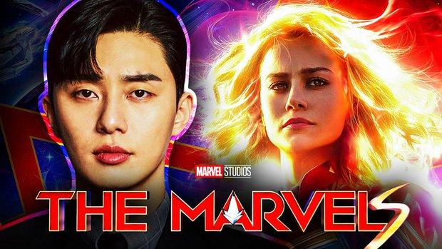 Park Seo Joon khả năng cao sẽ đóng siêu anh hùng nửa người, nửa gián của Marvel? - Ảnh 1.