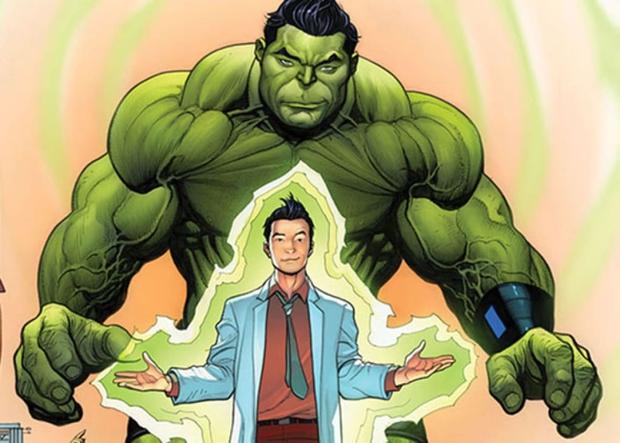 Park Seo Joon khả năng cao sẽ đóng siêu anh hùng nửa người, nửa gián của Marvel? - Ảnh 3.