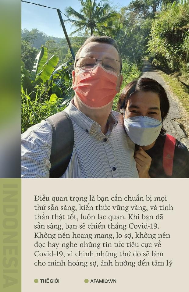 Người Việt ở Indonesia kể chuyện tự chiến đấu với Covid-19: Bình tĩnh xử lý từng bước nhưng vẫn chuẩn bị sẵn tâm thư trăng trối - Ảnh 5.
