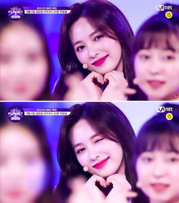 Mỹ nữ lai giữa 2 thành viên TWICE nổi bật hẳn giữa 99 cô gái trong show thực tế mới của Mnet - Ảnh 9.