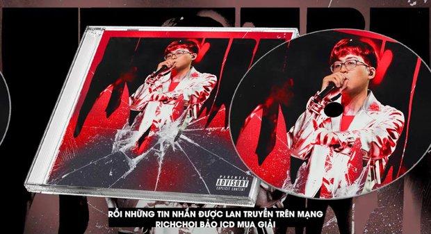 """ICD tung bản diss Rapper Số 1 khuyên Tage học làm người: Suboi - Karik được nhắc đến, nhiều rapper ngồi không cũng """"dính chưởng"""" - Ảnh 2."""