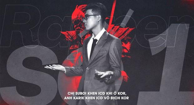 """ICD tung bản diss Rapper Số 1 khuyên Tage học làm người: Suboi - Karik được nhắc đến, nhiều rapper ngồi không cũng """"dính chưởng"""" - Ảnh 5."""