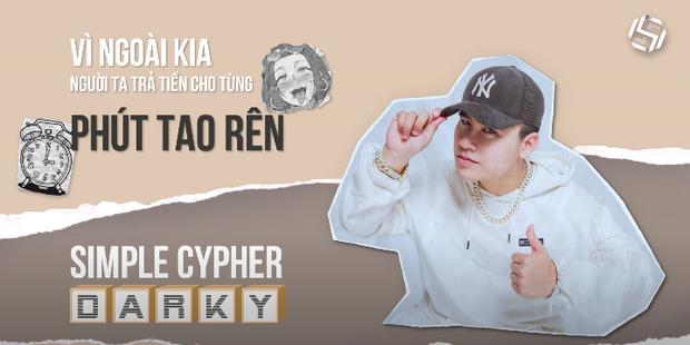 Rap fan xôn xao RichChoi ngầm diss GDucky trong track mới nhất, phản ứng của Á quân Rap Việt gây chú ý - Ảnh 3.