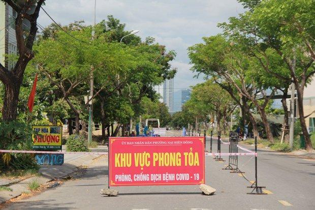 Đà Nẵng phong tỏa 1 phường có hơn 20.000 dân do Covid-19 - Ảnh 2.
