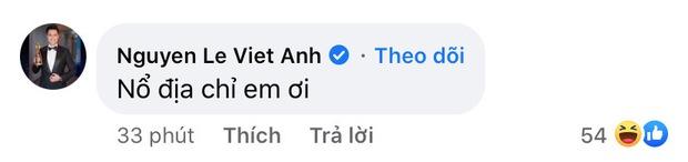 """1 phút sau khi Quỳnh Nga đăng ảnh khoe ngực căng đầy sexy thả thính, Việt Anh đã vội """"chốt đơn"""" luôn! - Ảnh 3."""