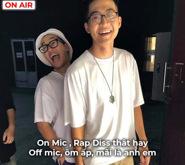 Netizen đào lại loạt ảnh RichChoi - ICD thời còn thân thiết giữa biến rap diss căng như dây đàn! - Ảnh 6.