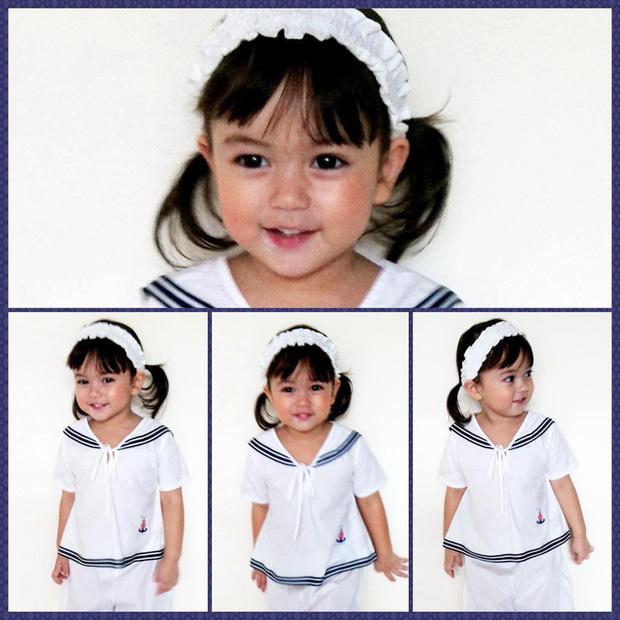 """Thiên thần nhí được mệnh danh """"tiểu mỹ nhân đẹp nhất Thái Lan"""" gây bất ngờ với diện mạo thiếu nữ ở hiện tại sau gần 10 năm - Ảnh 4."""