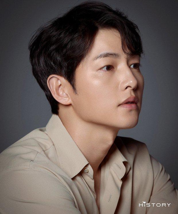 """30 diễn viên hot nhất xứ Hàn: Jo In Sung và """"mợ ngố"""" Song Ji Hyo thống trị BXH, Park Seo Joon vừa vào Marvel đã át cả Song Joong Ki - Ảnh 7."""
