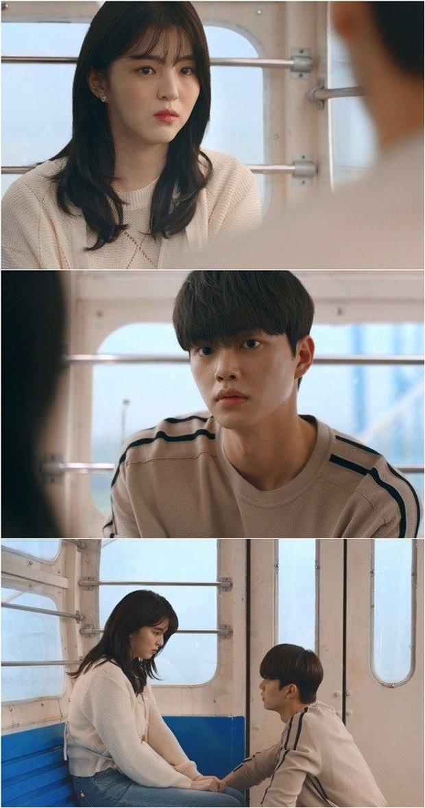Song Kang quỳ gối xin Han So Hee quay lại ở Nevertheless, netizen mong anh giũa lại cái nết đi rồi tính - Ảnh 1.